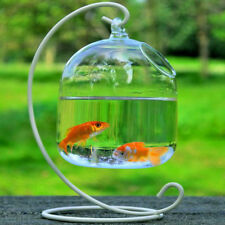 Hanging Cute Glass Vases Fishbowl Fish Tanks Handmade Aquarium Decoration