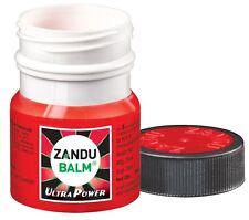 3 X 8g Zandu Balm Ultra Power for Strong Headache Body Ache Cold Relief-FastShip