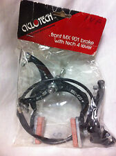 NOS 85 Black CHANG STAR MX-901 FRONT BRAKE CALIPER, CABLE & LEVER Old School BMX