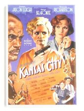 Kansas City FRIDGE MAGNET (2 x 3 inches) movie poster