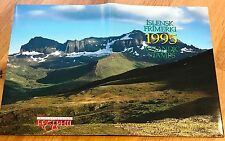 Iceland Post Official Year Set 1995 MNH Complete as Issued - EXCELLENT!