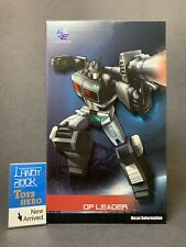 [Toys Hero] In Hand Transform Element TE-01B OP Black Leader Optimus Prime