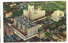 7/16/1946 Air View of General Motors Fisher Building Detroit Michigan