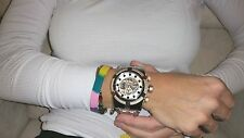 Invicta 14308 Reserve Bolt Zeus SW500 Automatic Chrono MONSTER W/Dive Case