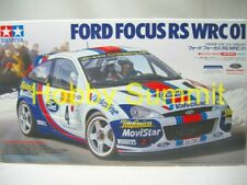 Tamiya  1/24  FORD FOCUS RS WRC 2001  Rally Car Model Kit   Discontinued !!