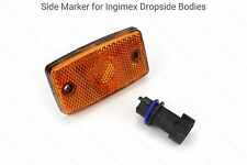 Amber Side Marker Light/lamp Iveco Daily 2014 & later Ingimex Dropside Tipper