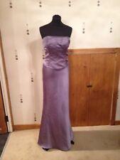 Veromia Prom/Bridesmaid Purple Dress Size 14