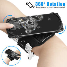 360° Rotatable Armband Bag Arm Band Phone Holder For iPhone 11 XR XS X Max 8 7