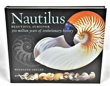 NAUTILUS  Book by Wolfgang Grulke - Beautiful Survivor (B09)