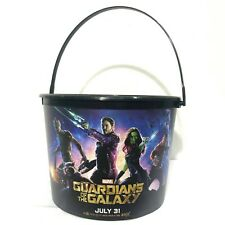 Marvel Guardians of The Galaxy Theatres Movie Plastic Popcorn Bucket Cinemas