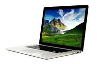 """Apple MacBook Pro 15"""" A1398, i7 Mid2015, Intel 1536MB, 2880x1800, 500GB, Laptop"""