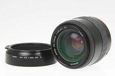 Minolta 3,5-4,5/35-105mm Objectif avec Sony/Minolta AF baïonnette #16214050