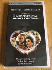 Jim Henson's Labyrinth UMD Movie Sony PSP