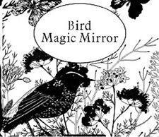 Bird Magic Mirror Colouring in book