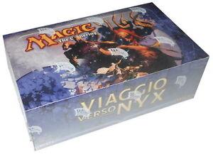 MAGIC THE GATHERING: BOX VIAGGIO VERSO NYX - JOURNEY INTO NYX -  IN ITALIANO