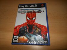 Spider Man Web of Shadows - PLAYSTATION 2 - PS2 PAL Reino Unido