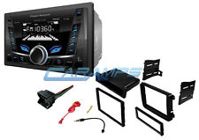 NEW POWER ACOUSTIK STEREO RADIO NO CD PLAYR BLUETOOTH INSTALL KIT FOR VOLKSWAGEN