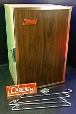 Vintage Coleman Model 5257-709 Convertible Ice Chest Cooler
