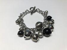 DKNY - Pulsera de Acero con Abalorios - Steel Bracelet with balls