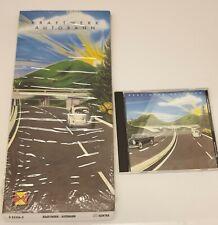 KRAFTWERK - AUTOBAHN - USA ELEKTRA CD - RARE 1985 First Issue USA CD
