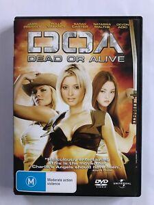 Dead or Alive (2006, Region 4 DVD, Jaime Pressly, Holly Valance, Devon Aoki)