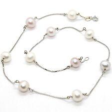 a87af57144d1 Collar de joyería con perlas blancas