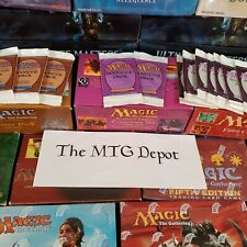 *Final Run New Inventory* Magic the Gathering Booster Pack Bundles Lot MTG Fun