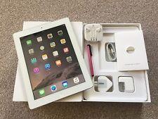 Grade A-*iPad 4th Gen-16GB, Wi-Fi+4G (Unlocked),9.7in Retina display-White+Extra