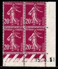 Coin daté Semeuse n° 190b du 15/3/1938 **