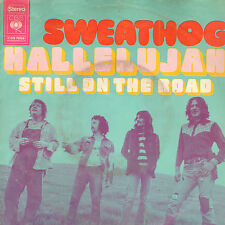 "SWEATHOG ‎– Hallelujah (1971 VINYL SINGLE 7"" DUTCH PS)"