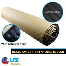"""36""""x39"""" Sound Deadener Car Insulation Audio Silencer Noise Block Muffler Mat"""