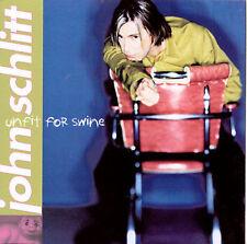 Unfit For Swine by John Schlitt Cassette (Brand New, Factory Sealed)