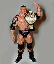 "WWF WWE TNA Wrestling BATISTA 'the beast' Mattel Series 6"" figure RARE"