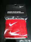 NEW Nike Swoosh Bicep Bands - Red