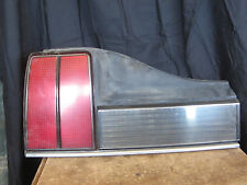 85 - 86 oldsmobile cutlass 2 door tail light LH gm 16501837