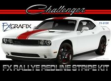 2010 Dodge Challenger Rallye Redline Rally Factory Style Stripe Kit #1 Quality