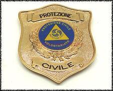 Placca Vega Holster con clip CL115 Protezione Civile