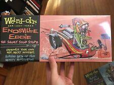 """Weird-ohs Car-icky-tures """"Endsville Eddie"""""""