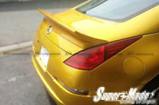 A.1 Rear Trunk Spoiler Duckbill Wing Su-int-Gentleman For Nissan 350z Z33 FRP