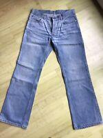 Jeans W34 L36 Helmut Lang Vintage Original 90er Schlaghose Hose Herren Design