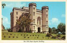 Postcard Old State Capitol Building Baton Rouge Louisiana