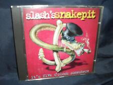 Slash's Snakepit – It's Five O'Clock Somewhere