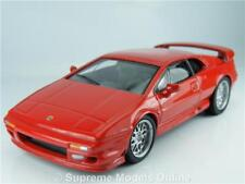 LOTUS ESPRIT V8 MODEL SPORTS CAR 1/43RD SCALE RED PACKAGED ISSUE PKD K8967Q~#~