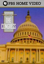 Ken Burns America Coll Congress DVD Region 1 841887051422