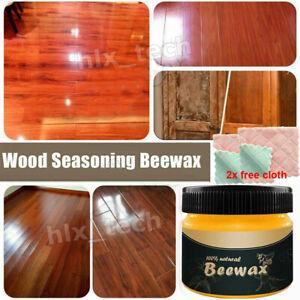 Wood Seasoning Beewax Furniture Polish Beeswax - Traditional Natural Wood Wax