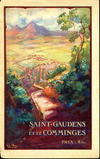Guide de la Région de SAINT-GAUDENS et du COMMINGES - Pyrénées