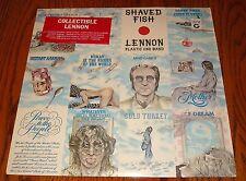 JOHN LENNON SHAVED FISH ORIGINAL PURPLE CAPITOL ISSUE LP STILL IN SHRINK WRAP