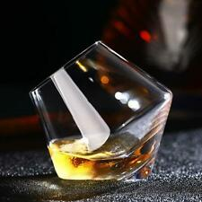 Cone Wine Glass Lead-free Heat Resistant Transparent Crystal Glass Cup Drinkware