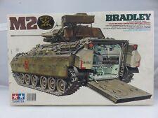 Tamiya M2 BRADLEY Infantry Fighting Vehicle 1/35 Scale Model Kit 35132 UNBUILT