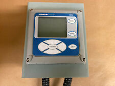 ROSEMOUNT ANALYTICAL 1056 DUAL INPUT ANALYZER with cables and sensor